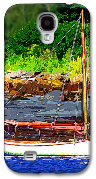 Waiting To Sail Galaxy S4 Case by Stephen Younts