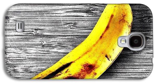 Orange Galaxy S4 Case - Warholesque by Mark B