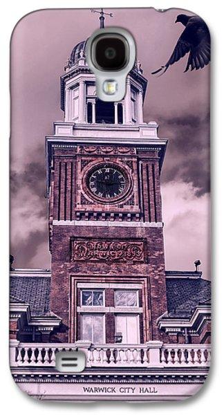 Warwick City Hall Galaxy S4 Case by Lourry Legarde