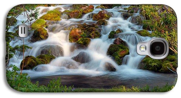 Wasatch Range Cascade Galaxy S4 Case