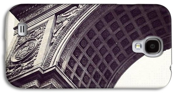 Summer Galaxy S4 Case - Washington Square Park by Randy Lemoine