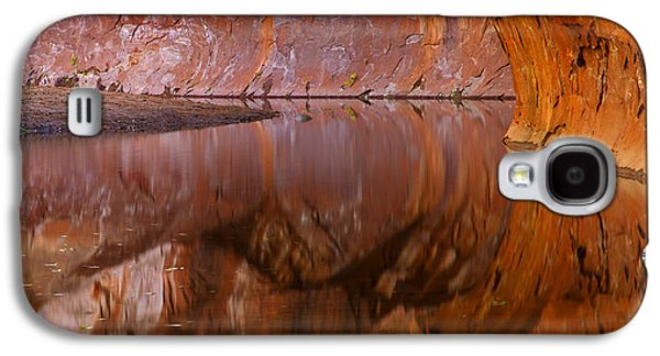 West Fork Illusion Galaxy S4 Case by Mike  Dawson