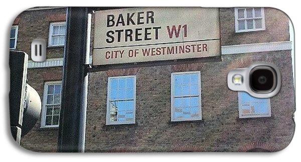 London Galaxy S4 Case - #westminster #bakerstreet #baker by Abdelrahman Alawwad