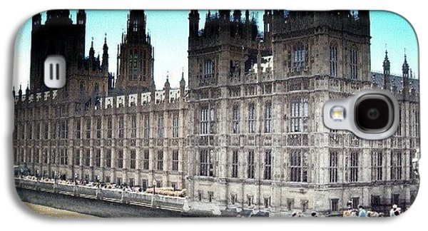 Classic Galaxy S4 Case - Westminster, London 2012 | #london by Abdelrahman Alawwad