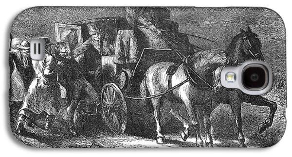 William Morgan (1774-1826) Galaxy S4 Case