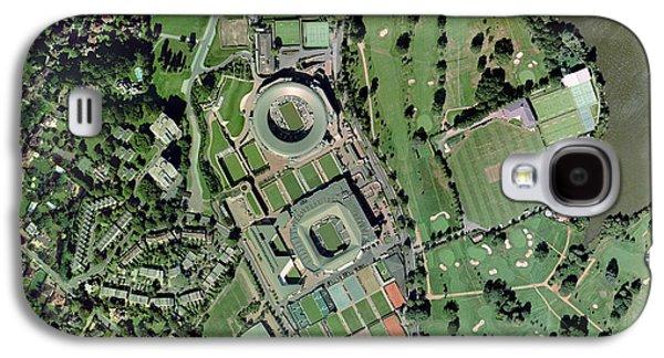 Wimbledon Tennis Complex, Uk Galaxy S4 Case