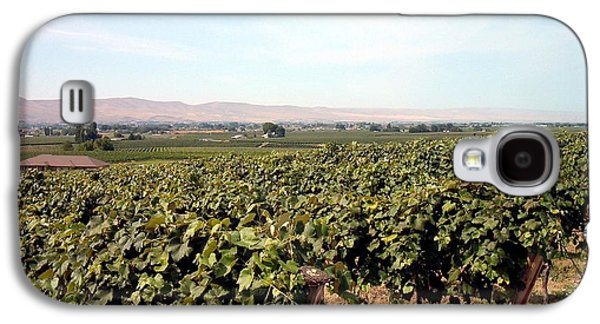 Wine Country Galaxy S4 Case by Charles Robinson