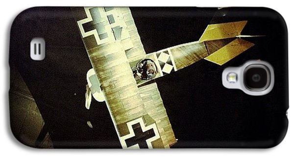 Ww1 Curtiss Jn-4d Jenny Galaxy S4 Case