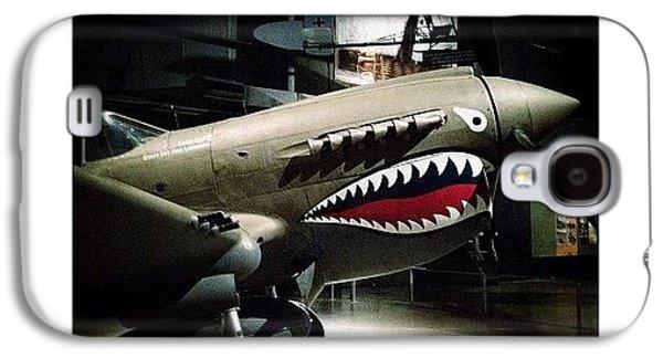 Ohio Galaxy S4 Case - Ww2 Curtiss P-40e Warhawk by Natasha Marco