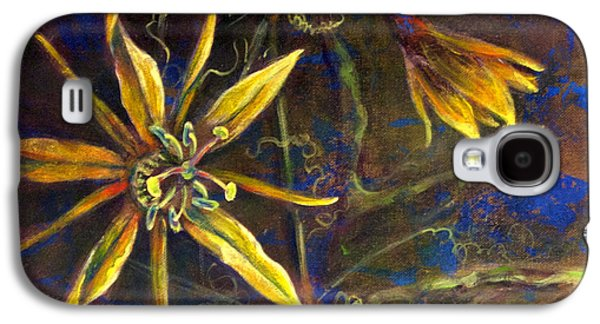 Yellow Passion Galaxy S4 Case