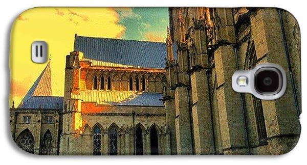 Architecture Galaxy S4 Case - #york #uk #england #greatbritain #great by Abdelrahman Alawwad