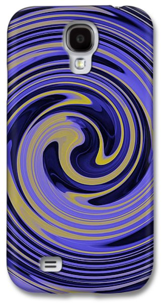 You Are Like A Hurricane Galaxy S4 Case by Bill Cannon