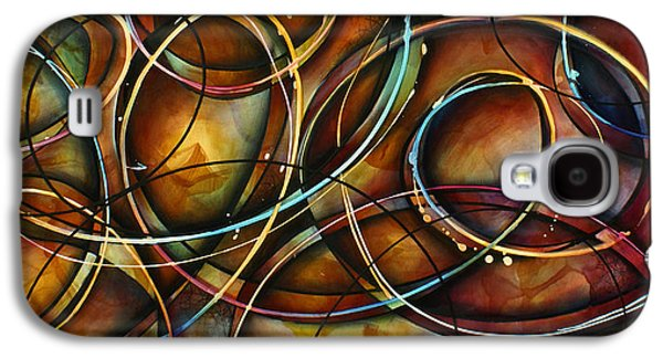 ' Dizzy ' Galaxy S4 Case by Michael Lang