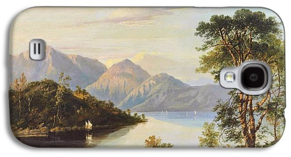A Highland Loch Landscape Galaxy S4 Case