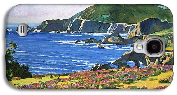 Big Sur Galaxy S4 Case by David Lloyd Glover