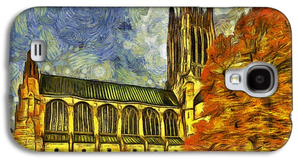 Cathedral Of St. John The Evangelist Galaxy S4 Case