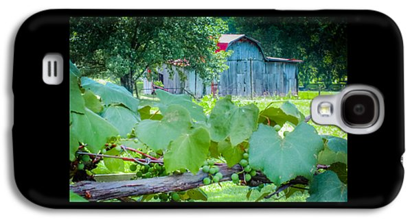 Fields Of Green Galaxy S4 Case by Karen Wiles