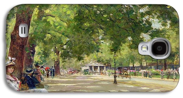Hyde Park - London Galaxy S4 Case