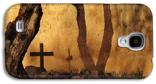 Shadow Of The Past Galaxy S4 Case by Feva Fotos
