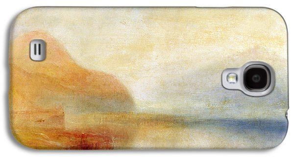 Inverary Pier - Loch Fyne - Morning Galaxy S4 Case by Joseph Mallord William Turner