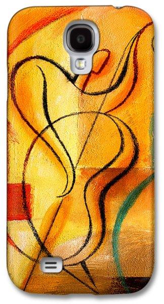 Jazz Fusion Galaxy S4 Case by Leon Zernitsky