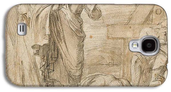 Liberation Of St. Peter Galaxy S4 Case by MotionAge Designs