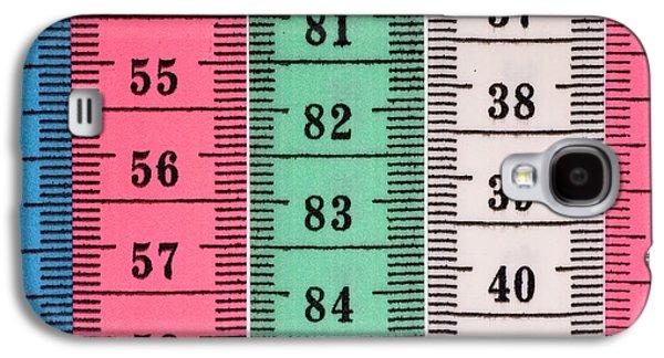 Measuring Tape Galaxy S4 Case