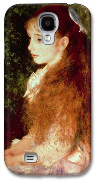 Portrait Of Mademoiselle Irene Cahen D'anvers Galaxy S4 Case