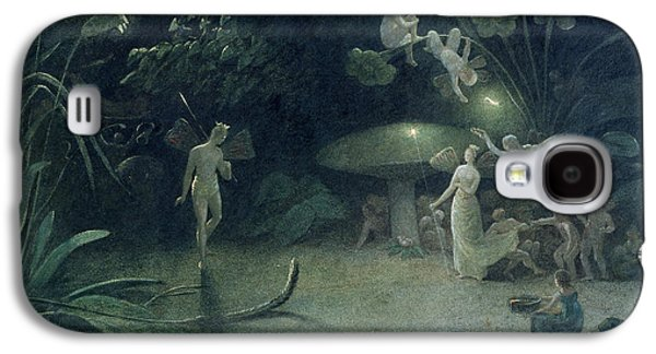 Scene From 'a Midsummer Night's Dream Galaxy S4 Case by Francis Danby