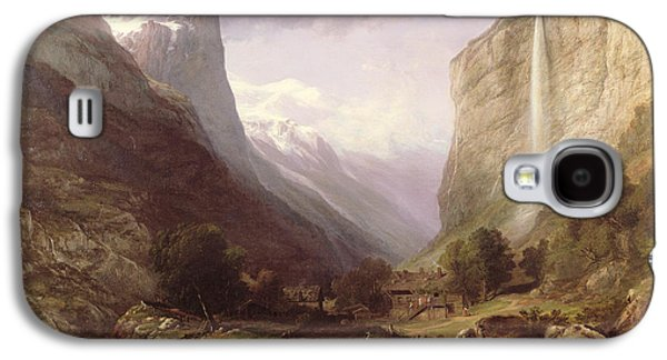 Swiss Scene Galaxy S4 Case