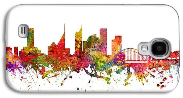 Sydney Australia Cityscape 08 Galaxy S4 Case by Aged Pixel