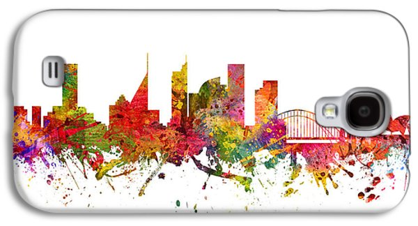 Sydney Australia Cityscape 08 Galaxy S4 Case