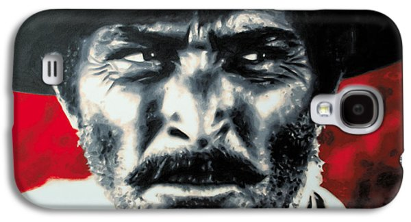 - The Good The Bad And The Ugly - Galaxy S4 Case by Luis Ludzska