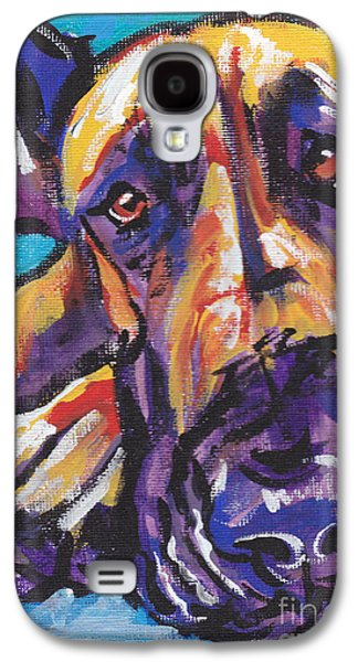 The Great Danish Galaxy S4 Case by Lea S
