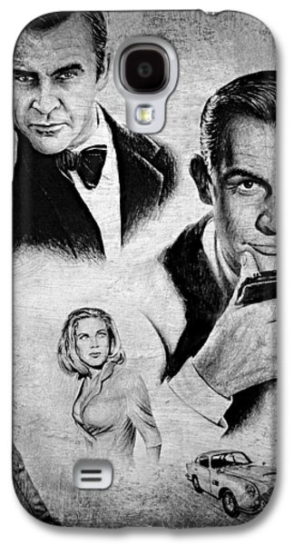 007 Connery Galaxy S4 Case