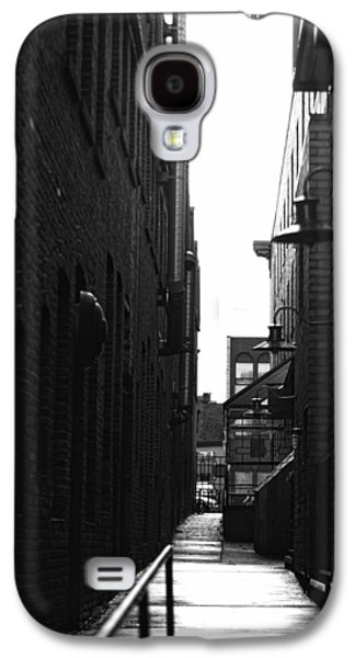 Alleyway Galaxy S4 Case by Marilyn Wilson