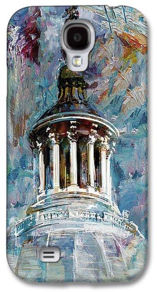 063 United States Capitol Dome Galaxy S4 Case