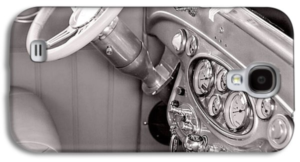 1929 Chevrolet Classic Car Automobile Dashboard Sepia 3130.01 Galaxy S4 Case