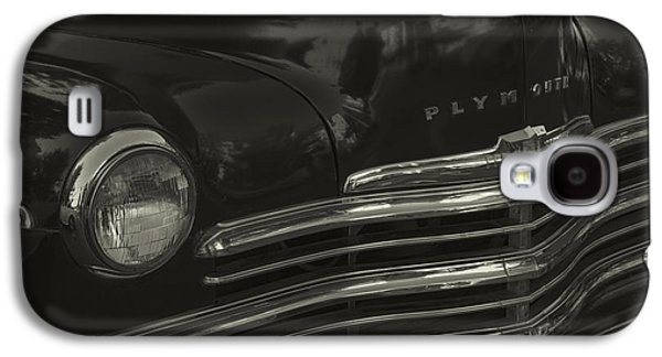 1949 Plymouth Deluxe  Galaxy S4 Case by Cathy Anderson
