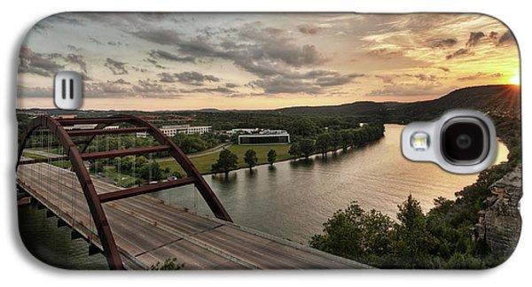 360 Bridge Sunset Galaxy S4 Case