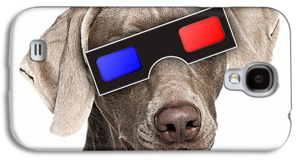 3d Dog Collection Galaxy S4 Case by Marvin Blaine