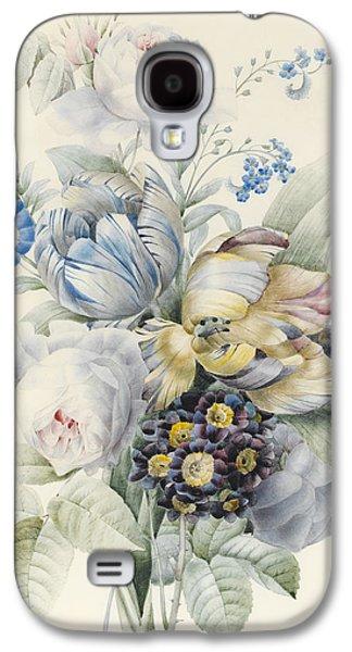 A Bunch Of Flowers Galaxy S4 Case by Pierre Joseph Redoute