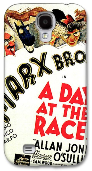 A Day At The Races 1937 Galaxy S4 Case by M G M