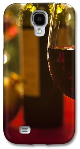 A Drink By The Tree Galaxy S4 Case by Andrew Soundarajan