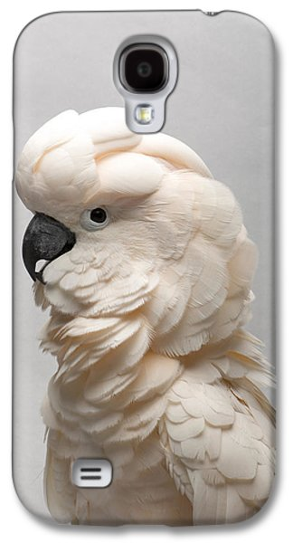 A Salmon-crested Cockatoo Galaxy S4 Case