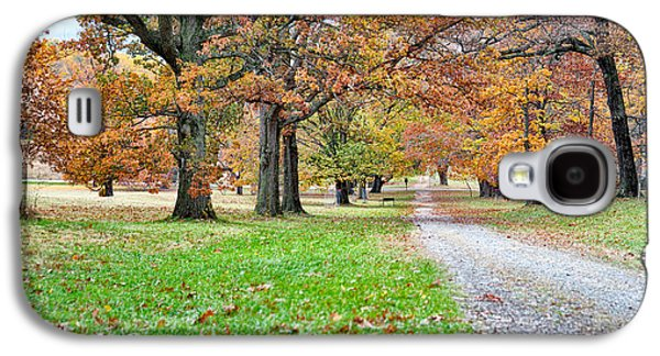 Galaxy S4 Case featuring the photograph A Walk In The Park by Robert Culver