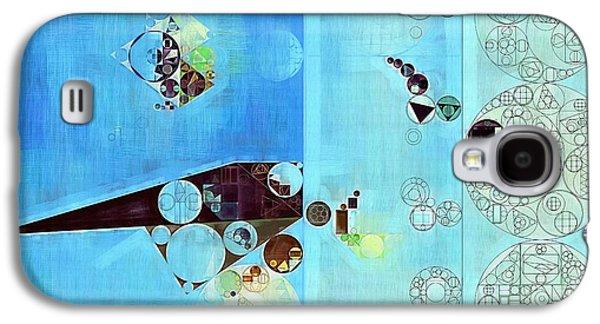 Abstract Painting - Viking Galaxy S4 Case by Vitaliy Gladkiy