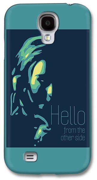 Adele Galaxy S4 Case