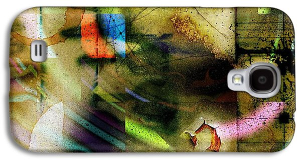 Africa Galaxy S4 Case by Contemporary Art
