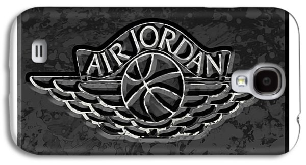 Air Jordan 4e Galaxy S4 Case by Brian Reaves